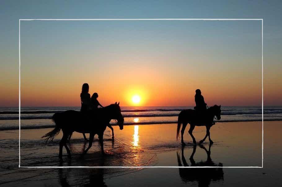 Equitation à Lanvollon Plouha