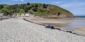 Les plages de Lanvollon-Plouha