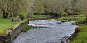 Rivière le Leff en Côtes d'Armor